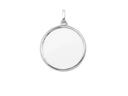 Stow Sterling Silver Large Locket image