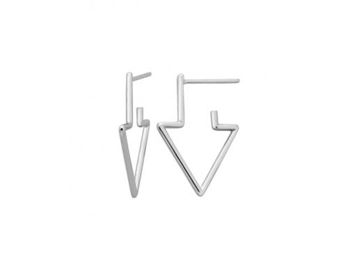 Karen Walker Stg Runaway Arrow Earring image