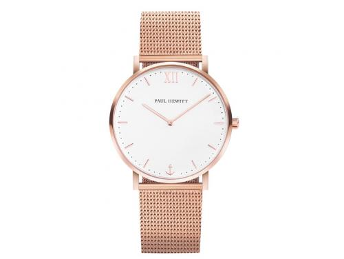 Paul Hewitt Sailor Line Rose/White Watch image