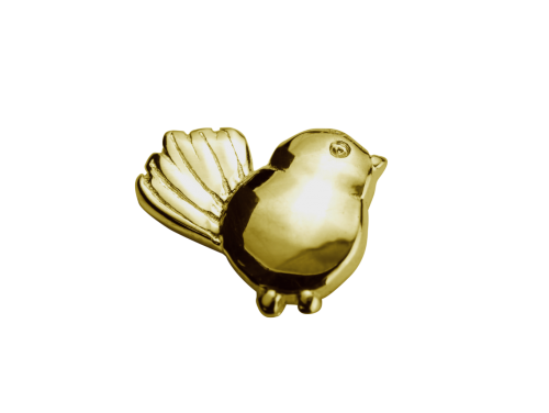 Stow 9ct Fantail Charm image