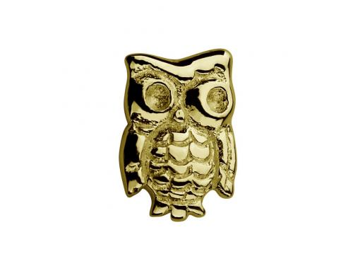 Stow 9ct Owl Charm image