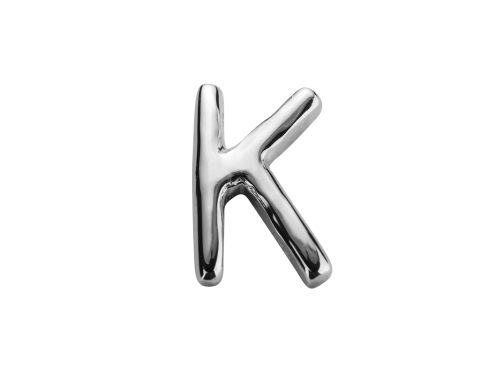 Stow Stg Letter K Charm image