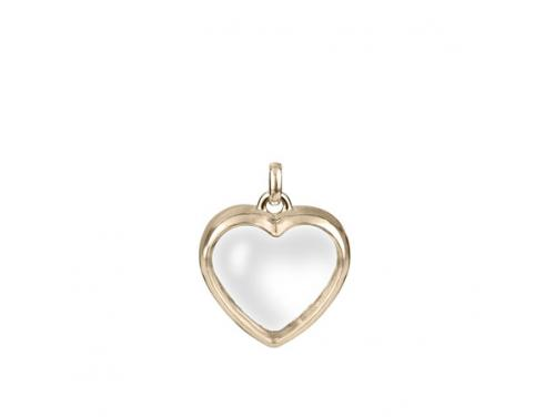 Stow 9ct Rose Gold Heart Locket image