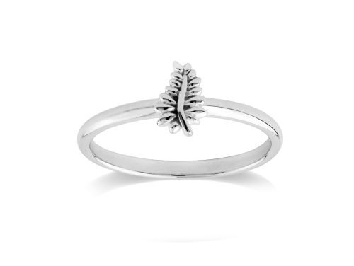 stow sterling silver nz fern ring westende jewellers
