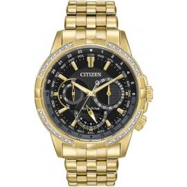 Citizen Gents Diamond Eco Drive Watch image