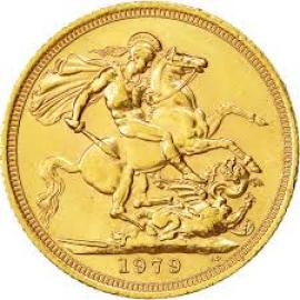 1979 Sovereign Coin image