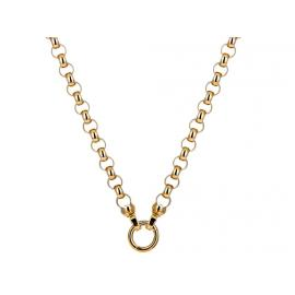 Kagi Gold Steel Me Necklace 49cm image