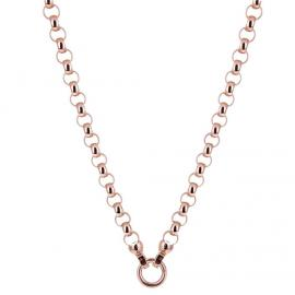 Kagi Rose Steel Me Necklace 49cm image