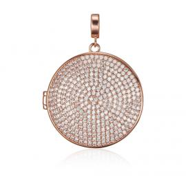 Kagi Rose Stellar Locket Pendant image