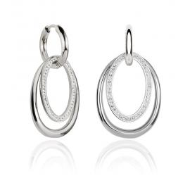 Kagi Love Hoops Ear Charms image