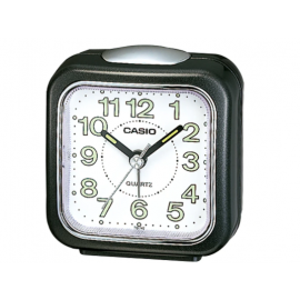 Casio Desk Alarm Clock - Black image