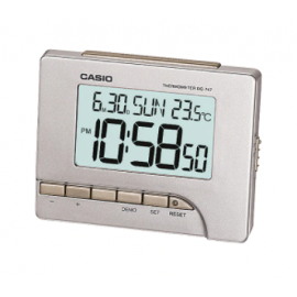 Casio Digital Desk Alarm Clock image