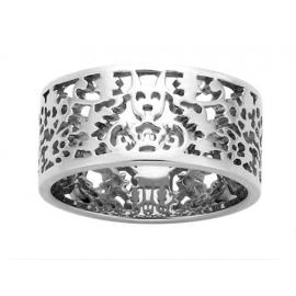 Karen Walker 9mm Filigree Band image