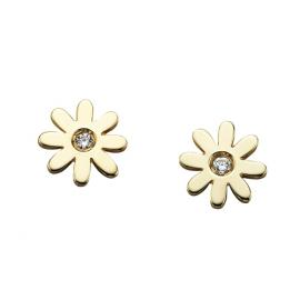 Karen Walker 9ct Mini Daisy Earrings image