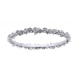 Karen Walker Stg Wreath Bangle image