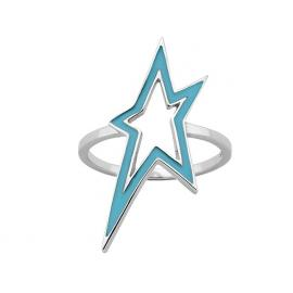 Karen Walker Stg Star City Ring image