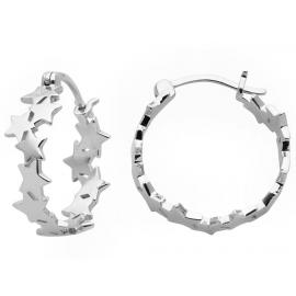 Karen Walker Stg Supernova Hoop Earrings image