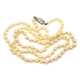 Akoya Pearl Necklace 62cm image