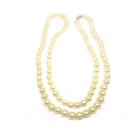Akoya Pearl Necklace 73cm image