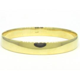 9ct Golf Bangle image