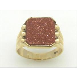 9ct Sandstone Ring image
