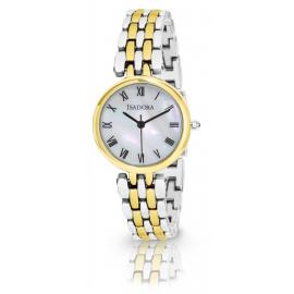 Isadora Alora Two Tone Full Figure Watch image