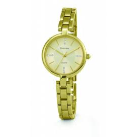 Isadora Campos Gold Watch image