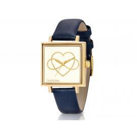 Isadora Cala Gold & Navy Watch image
