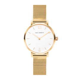 Paul Hewitt Sailor Line Gold Watch image