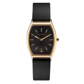 Paul Hewitt Modern Edge Line Black/Gold Watch image