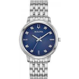 Bulova Women's Classic Diamond Quartz Watch image