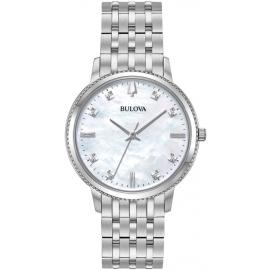 Bulova Women's Diamond Quartz Watch image