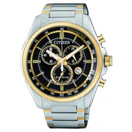 Gents Chronograph Eco Drive Watch image