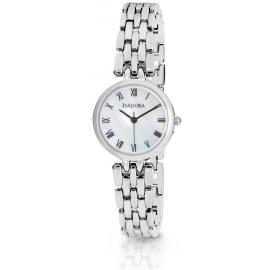 Isadora Alora Silver Full Figure Watch image