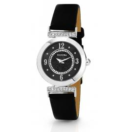 Isadora Altea Silver & Black Watch image
