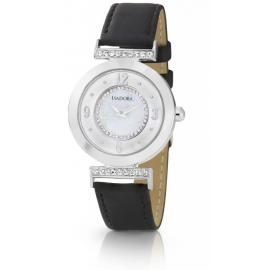 Isadora Altea Silver & White Watch image