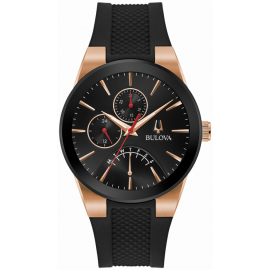 Bulova Men's 'Futuro' Quartz Watch image