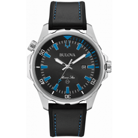 Bulova Men's Marine Star Quartz Watch image