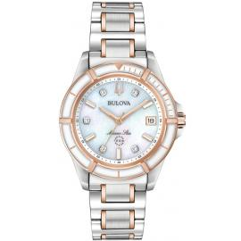 Bulova Women's Marine Star Diamond Watch image