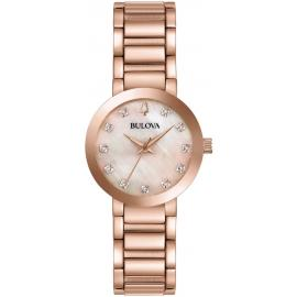 Bulova Women's Modern Diamond Quartz Watch image