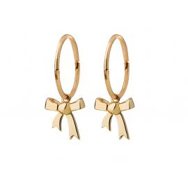 Karen Walker 9ct Mini Bow Sleepers image