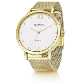 Isadora Merida Gold Watch image
