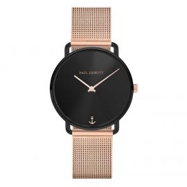 Paul Hewitt Miss Ocean Line Black/Rose Watch image