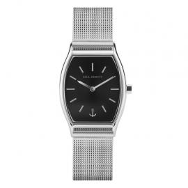Paul Hewitt Modern Edge Silver/Black Watch image