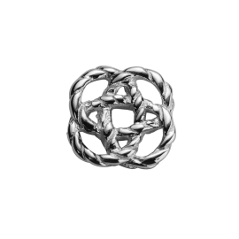 Stow Stg Love Knot Charm image