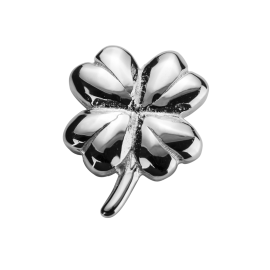 Stow Stg Lucky Clover Charm image