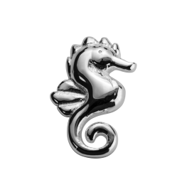 Stow Stg Seahorse Charm image