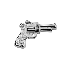 Stow Stg Revolver Charm image