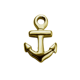 Stow 9ct Anchor Charm image
