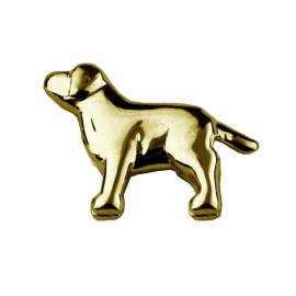 Stow 9ct Dog Charm image